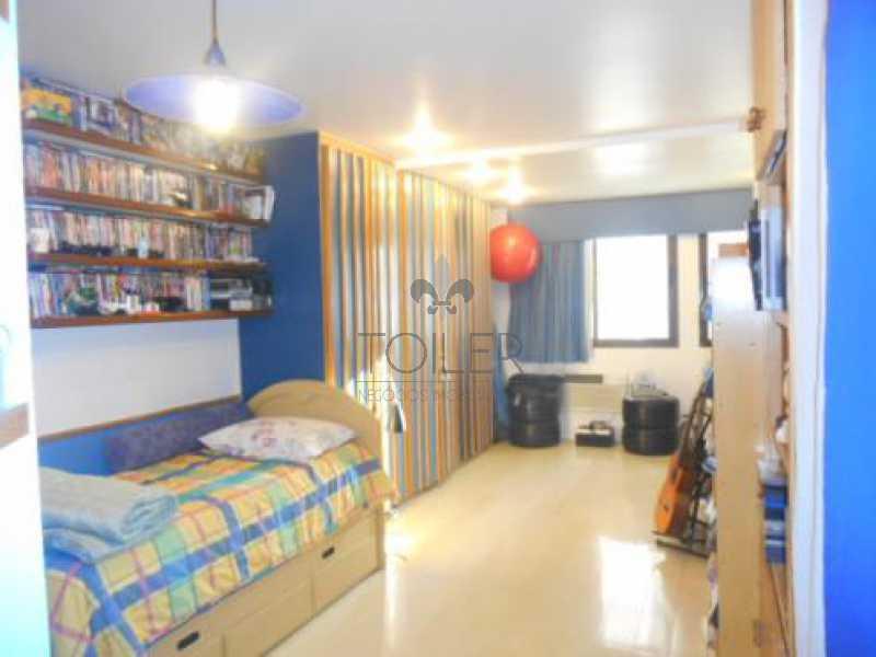 14 - Apartamento para alugar Rua Almirante Pereira Guimarães,Leblon, Rio de Janeiro - R$ 13.000 - LB-AP3003 - 15