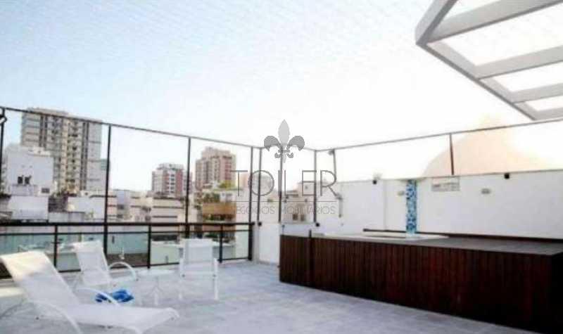 01 - Cobertura para venda e aluguel Rua Cupertino Durão,Leblon, Rio de Janeiro - R$ 5.900.000 - LB-CD2001 - 1