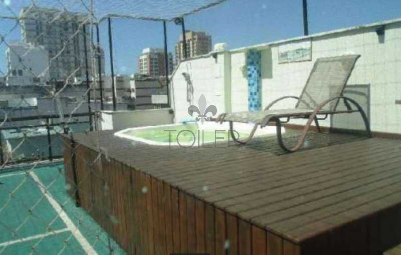 02 - Cobertura para venda e aluguel Rua Cupertino Durão,Leblon, Rio de Janeiro - R$ 5.900.000 - LB-CD2001 - 3