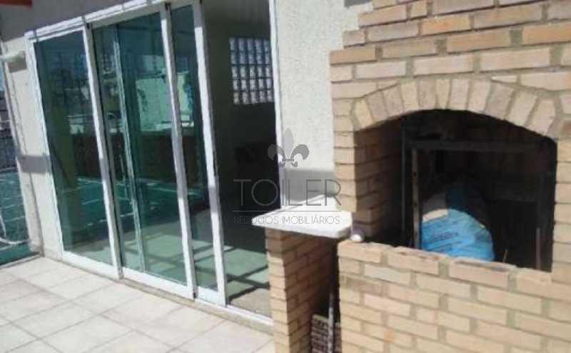 03 - Cobertura para venda e aluguel Rua Cupertino Durão,Leblon, Rio de Janeiro - R$ 5.900.000 - LB-CD2001 - 4