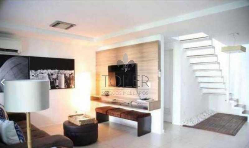 04 - Cobertura Para Venda ou Aluguel - Leblon - Rio de Janeiro - RJ - LB-CD2001 - 5