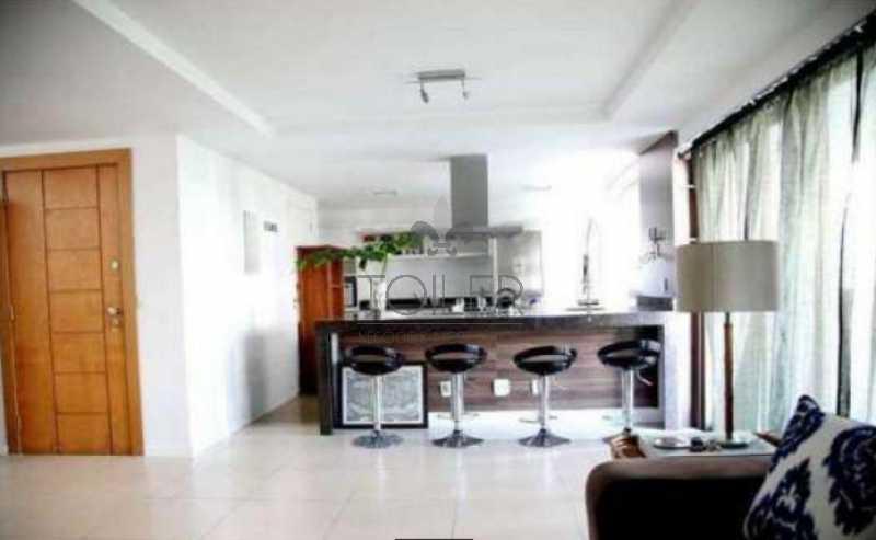 06 - Cobertura Para Venda ou Aluguel - Leblon - Rio de Janeiro - RJ - LB-CD2001 - 7
