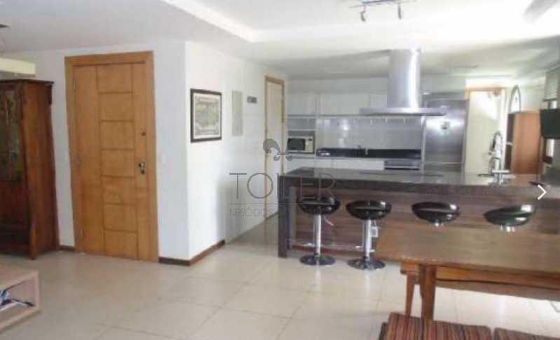 08 - Cobertura Para Venda ou Aluguel - Leblon - Rio de Janeiro - RJ - LB-CD2001 - 9