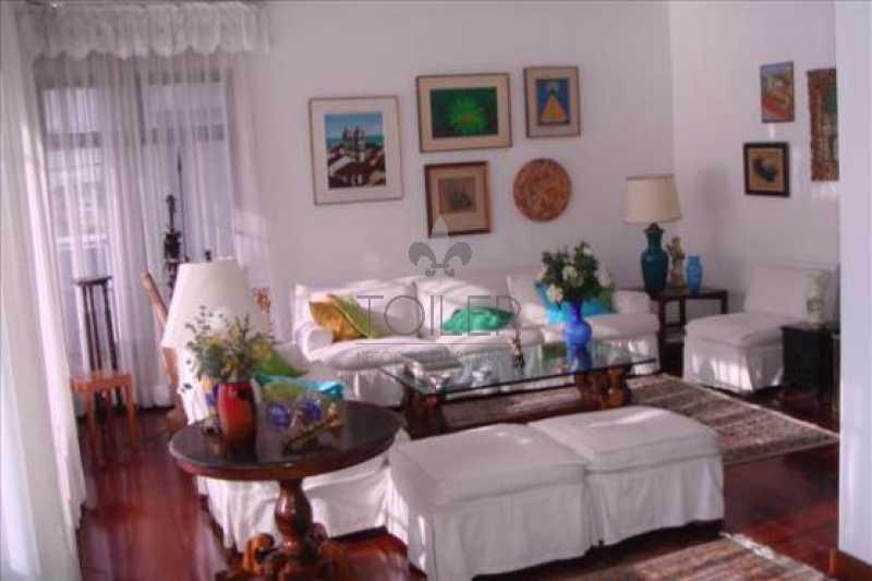 01 - Apartamento À Venda - Lagoa - Rio de Janeiro - RJ - LG-EP4004 - 1