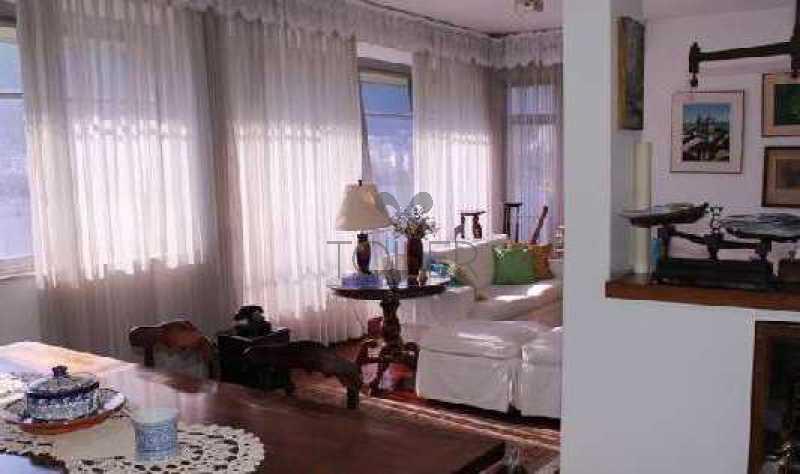 03 - Apartamento À Venda - Lagoa - Rio de Janeiro - RJ - LG-EP4004 - 4