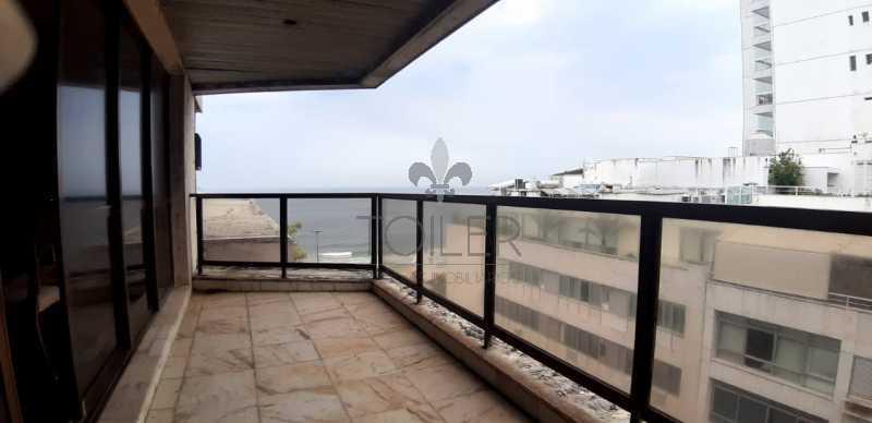 01. - Cobertura à venda Rua Almirante Guilhem,Leblon, Rio de Janeiro - R$ 14.900.000 - LB-AG4001 - 1