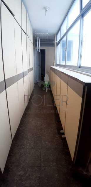 14. - Cobertura à venda Rua Almirante Guilhem,Leblon, Rio de Janeiro - R$ 14.900.000 - LB-AG4001 - 15
