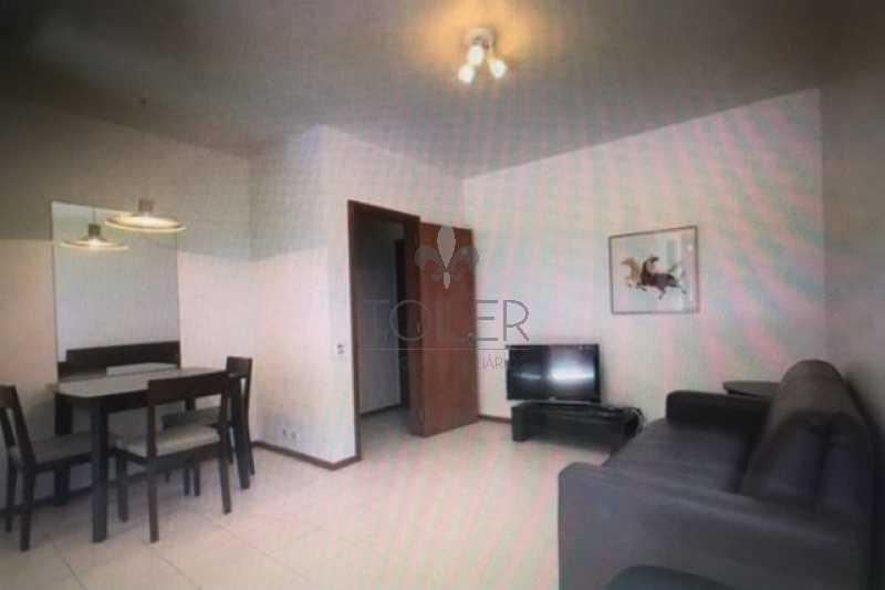 02 - Apartamento à venda Avenida Lúcio Costa,Barra da Tijuca, Rio de Janeiro - R$ 1.000.000 - BT-LC2001 - 3