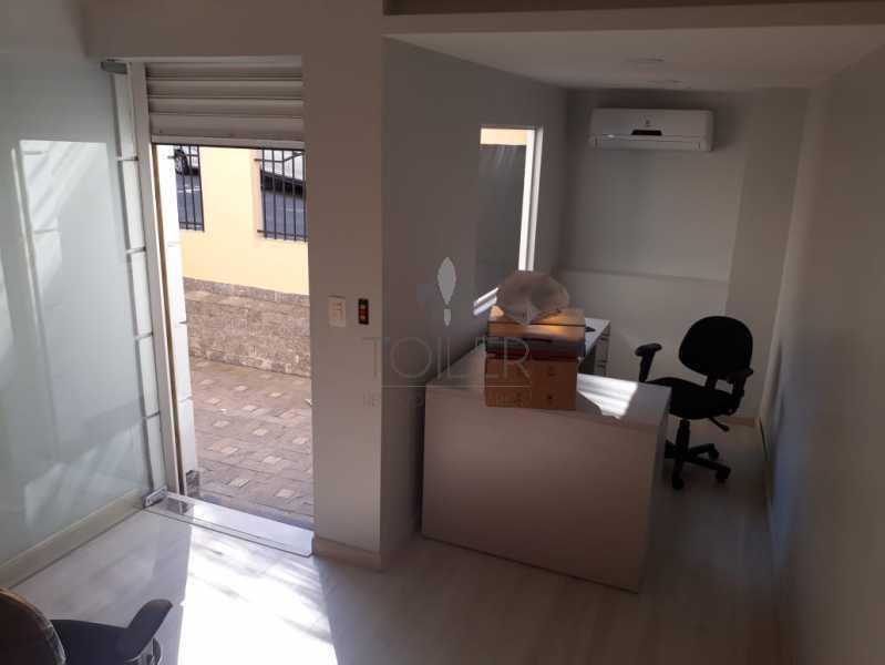 03. - Casa Comercial 230m² para alugar Rua Fonseca Teles,São Cristóvão, Rio de Janeiro - R$ 6.000 - SC-FTC001 - 4