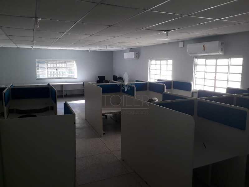 08. - Casa Comercial 230m² para alugar Rua Fonseca Teles,São Cristóvão, Rio de Janeiro - R$ 6.000 - SC-FTC001 - 9