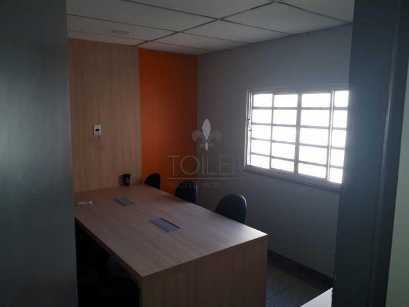 10. - Casa Comercial 230m² para alugar Rua Fonseca Teles,São Cristóvão, Rio de Janeiro - R$ 6.000 - SC-FTC001 - 11