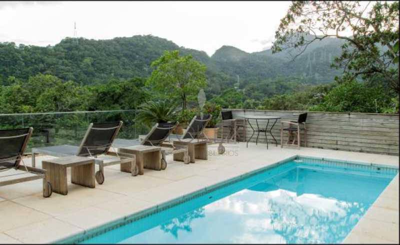 01 - Apartamento à venda Rua Fernando Magalhães,Jardim Botânico, Rio de Janeiro - R$ 10.000.000 - JD-FM6001 - 1
