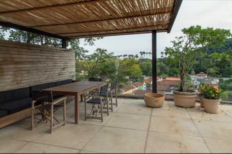 04 - Apartamento à venda Rua Fernando Magalhães,Jardim Botânico, Rio de Janeiro - R$ 10.000.000 - JD-FM6001 - 5