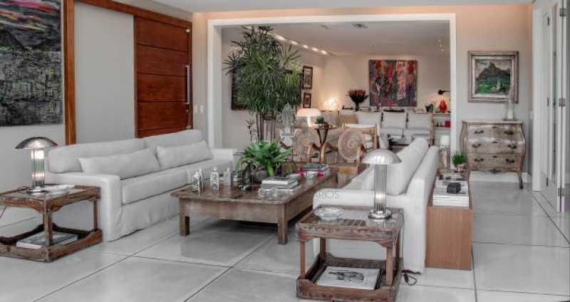 06 - Apartamento à venda Rua Fernando Magalhães,Jardim Botânico, Rio de Janeiro - R$ 10.000.000 - JD-FM6001 - 7