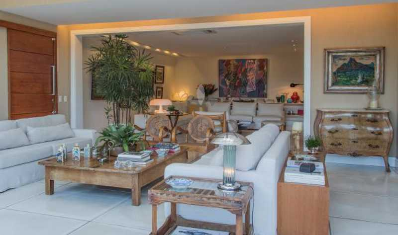 07 - Apartamento à venda Rua Fernando Magalhães,Jardim Botânico, Rio de Janeiro - R$ 10.000.000 - JD-FM6001 - 8