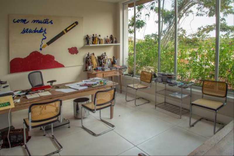 18 - Apartamento à venda Rua Fernando Magalhães,Jardim Botânico, Rio de Janeiro - R$ 10.000.000 - JD-FM6001 - 19