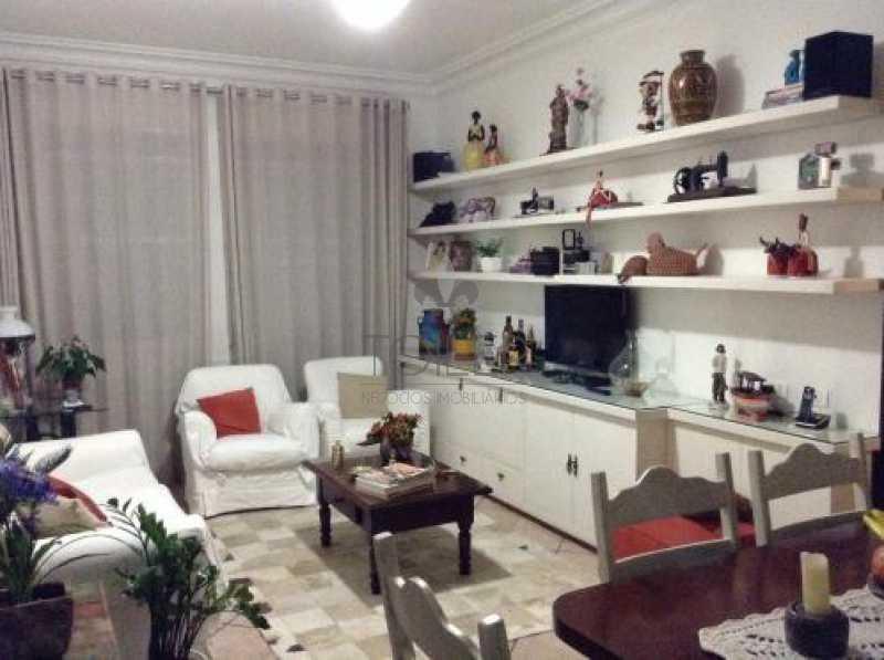 01 - Apartamento à venda Rua Aristides Espinola,Leblon, Rio de Janeiro - R$ 1.780.000 - LB-AE3003 - 1