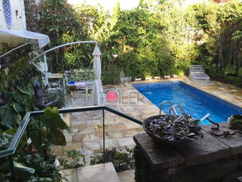 01 - Casa Rua Senador Simonsen,Jardim Botânico,Rio de Janeiro,RJ À Venda,5 Quartos,400m² - JD-SS4001 - 1