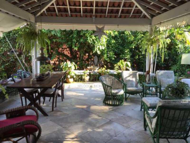 02 - Casa Rua Senador Simonsen,Jardim Botânico,Rio de Janeiro,RJ À Venda,5 Quartos,400m² - JD-SS4001 - 3