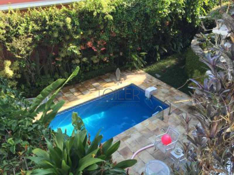 20 - Casa Rua Senador Simonsen,Jardim Botânico,Rio de Janeiro,RJ À Venda,5 Quartos,400m² - JD-SS4001 - 21