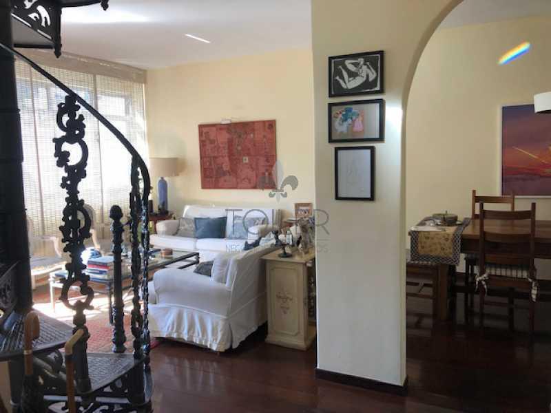 08 - Cobertura à venda Rua Nascimento Silva,Ipanema, Rio de Janeiro - R$ 4.900.000 - IP-NS4008 - 9