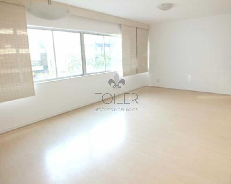 01 - Apartamento Para Venda ou Aluguel - Leblon - Rio de Janeiro - RJ - LB-JL3002 - 1
