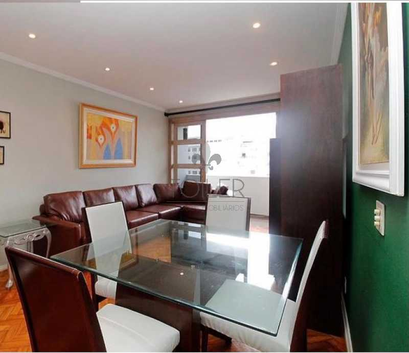 01 - Apartamento para alugar Rua Barata Ribeiro,Copacabana, Rio de Janeiro - R$ 3.500 - LCO-BR3001 - 1