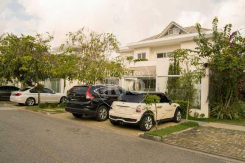 Melhores Imóveis no Rio - Casa 5 quartos no Condomínio Santa Mônica Jardins - CB0492 - 3