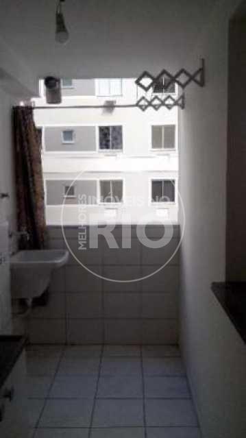 Melhores Imóveis no Rio - Apartamento 2 quartos no Rio Comprido - MIR0637 - 16