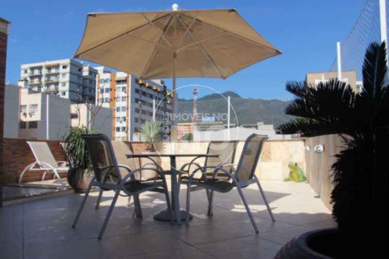 Melhores Imóveis no Rio - Cobertura 3 quartos em Vila Isabel - MIR0683 - 26