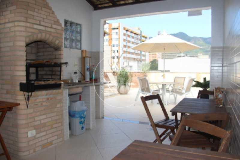 Melhores Imóveis no Rio - Cobertura 3 quartos em Vila Isabel - MIR0683 - 27