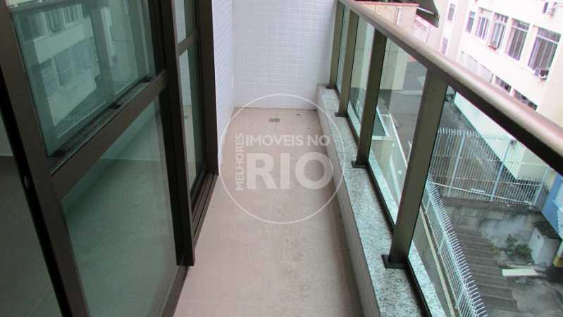 Melhores Imóveis no Rio - Cobertura 2 quartos na Tijuca - MIR0699 - 1