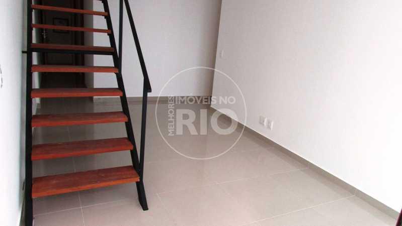 Melhores Imóveis no Rio - Cobertura 2 quartos na Tijuca - MIR0699 - 6