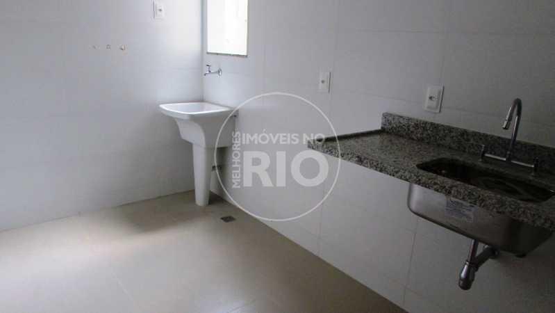 Melhores Imóveis no Rio - Cobertura 2 quartos na Tijuca - MIR0699 - 12