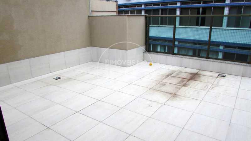 Melhores Imóveis no Rio - Cobertura 2 quartos na Tijuca - MIR0699 - 15