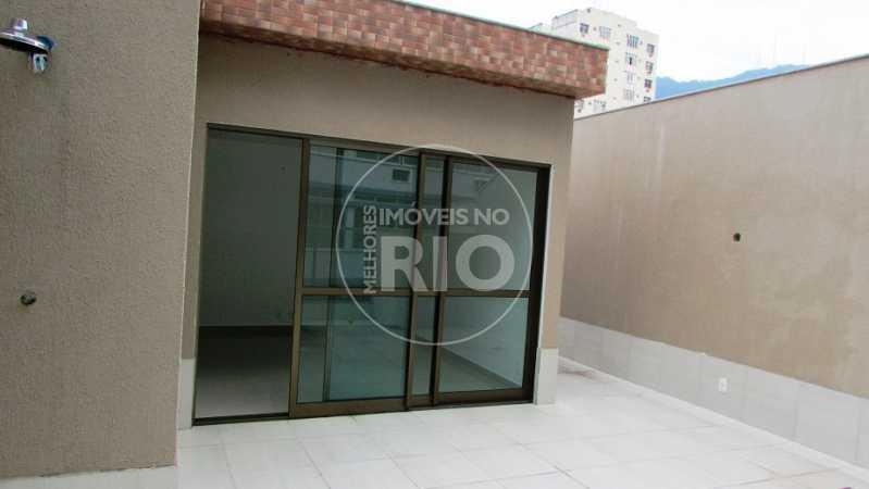 Melhores Imóveis no Rio - Cobertura 2 quartos na Tijuca - MIR0699 - 17