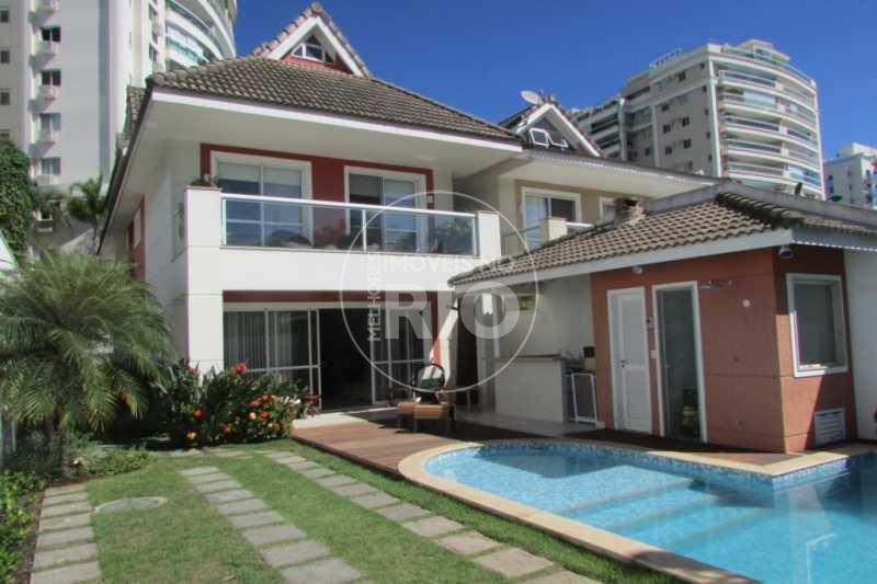 Melhores imóveis no Rio - Casa 7 quartos no Condomínio Blue Houses - CB0515 - 1