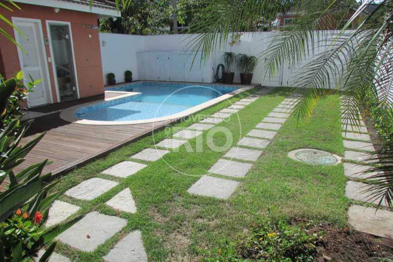 Melhores imóveis no Rio - Casa 7 quartos no Condomínio Blue Houses - CB0515 - 5