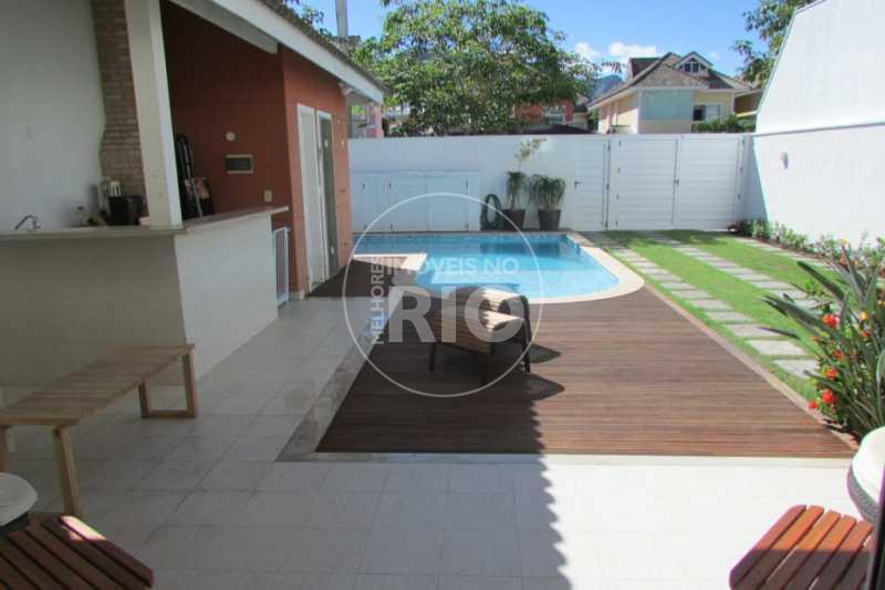 Melhores imóveis no Rio - Casa 7 quartos no Condomínio Blue Houses - CB0515 - 6