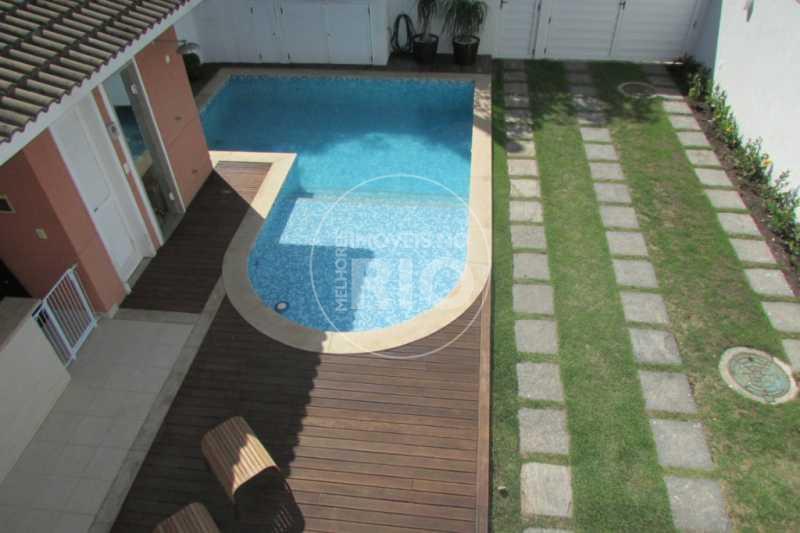 Melhores imóveis no Rio - Casa 7 quartos no Condomínio Blue Houses - CB0515 - 7