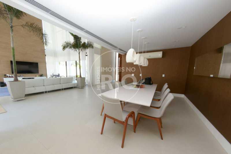 Melhores imóveis no Rio - Casa 8 quartos no Condomínio Santa Mônica Jardins - CB0148 - 14