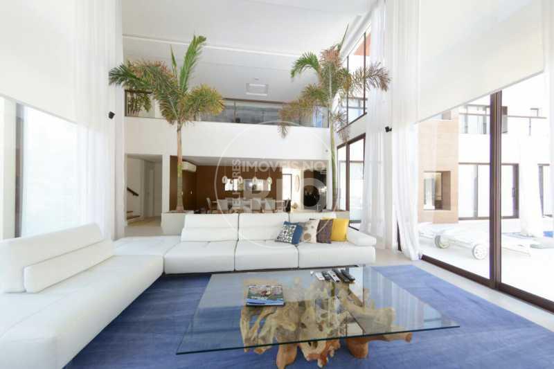 Melhores imóveis no Rio - Casa 8 quartos no Condomínio Santa Mônica Jardins - CB0148 - 11