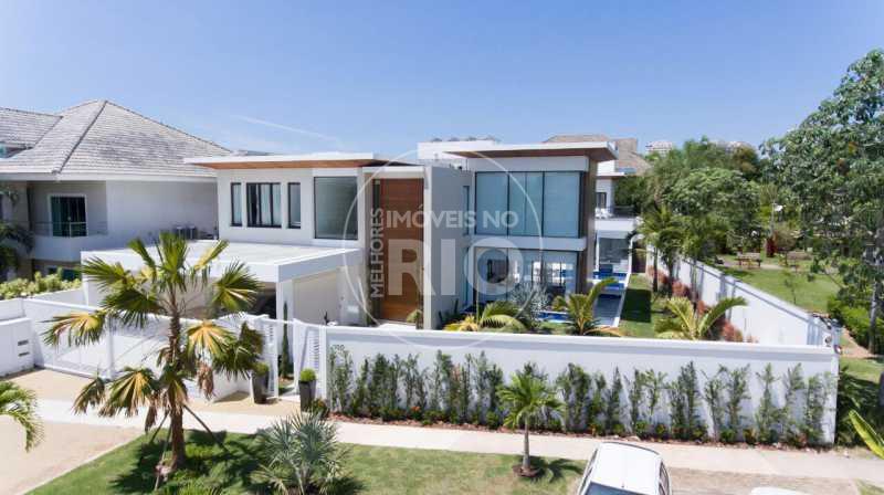 Melhores imóveis no Rio - Casa 8 quartos no Condomínio Santa Mônica Jardins - CB0148 - 1