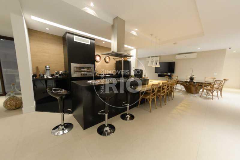 Melhores imóveis no Rio - Casa 8 quartos no Condomínio Santa Mônica Jardins - CB0148 - 17