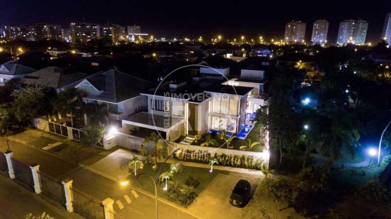 Melhores imóveis no Rio - Casa 8 quartos no Condomínio Santa Mônica Jardins - CB0148 - 3