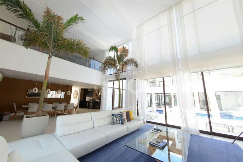 Melhores imóveis no Rio - Casa 8 quartos no Condomínio Santa Mônica Jardins - CB0148 - 12