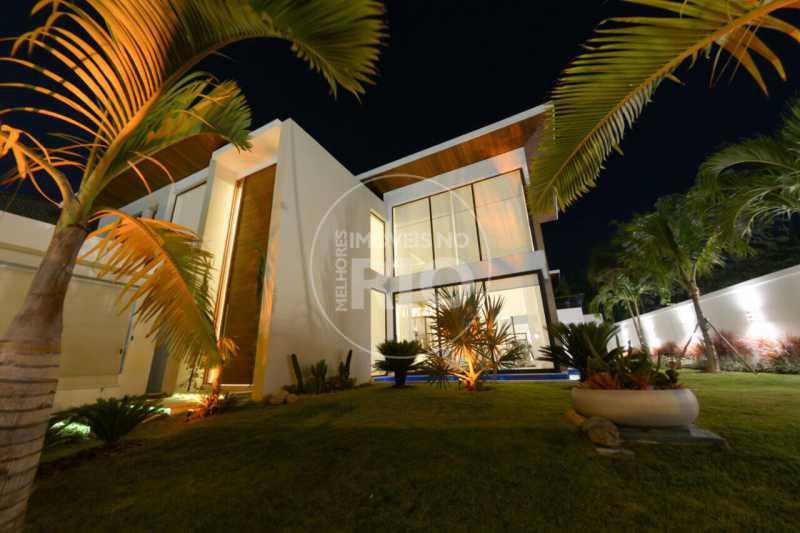 Melhores imóveis no Rio - Casa 8 quartos no Condomínio Santa Mônica Jardins - CB0148 - 6