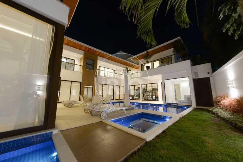 Melhores imóveis no Rio - Casa 8 quartos no Condomínio Santa Mônica Jardins - CB0148 - 8