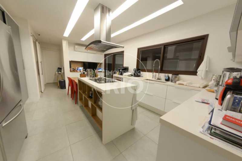 Melhores imóveis no Rio - Casa 8 quartos no Condomínio Santa Mônica Jardins - CB0148 - 23
