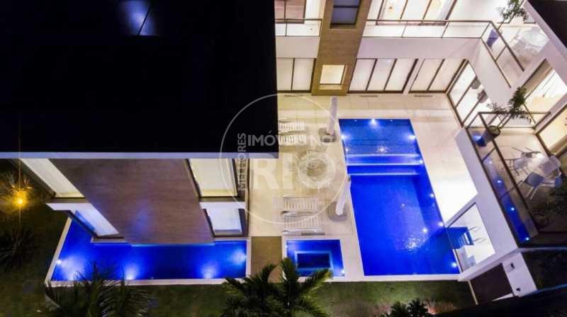 Melhores imóveis no Rio - Casa 8 quartos no Condomínio Santa Mônica Jardins - CB0148 - 5